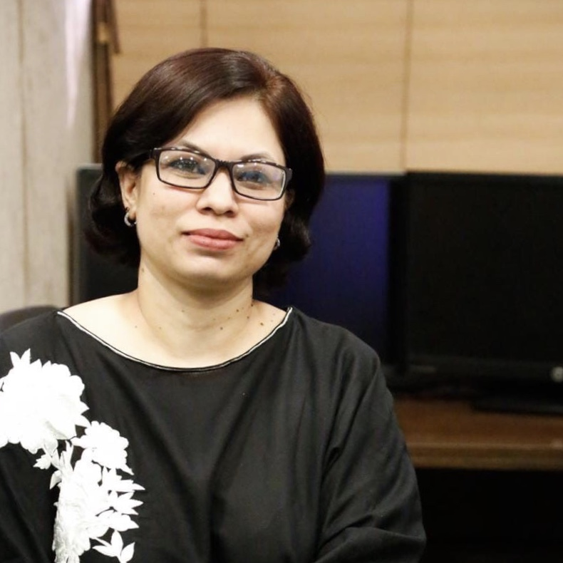 Meet Shabana Mahfooz – Columnist, Broadcast Journalist, Change Maker